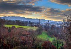 Fribourg © Pierre Cuony #myswitzerland #swiss #switzerland #suisse #schweiz #fribourg #panorama