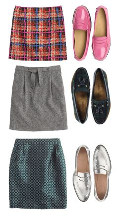 Menswear trends we love to wear: tweed, wool and loafers
