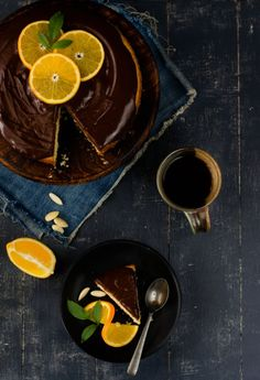 ... Cake Delicious Desserts Pinterest Sour Cream, Coffee and Kuchen