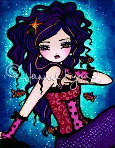 """""""Adriana"""" by Hannah Lynn"""