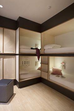 TOC Hostel & Suite Barcelona, Barcelona, 2015 - GCA Architects