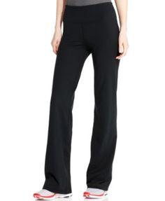 Under Armour Active Pants, Perfect Bootcut Stretch | macys.com