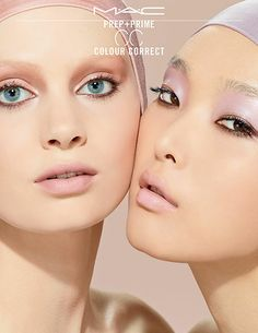 MAC Prep + Prime CC Colour Correct Spring 2014 Collection  #makeup