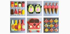 Blumen-Kunstwerk aus PET-Flaschen-Böden - einfacher als das Ergebnis vermuten lässt! Buffet Party, Food Art For Kids, Flower Artwork, Snacks Für Party, Pet Bottle, Class Projects, Food Humor, Creative Food, Little People