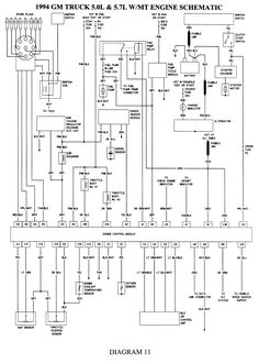 gmc truck wiring diagrams on gm wiring harness diagram 88 98 kc rh pinterest com Chevrolet Truck Wiring Diagrams Chevy Wiring Diagrams