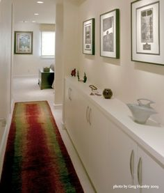 1000 images about couloir on pinterest hallways for Armoire couloir design