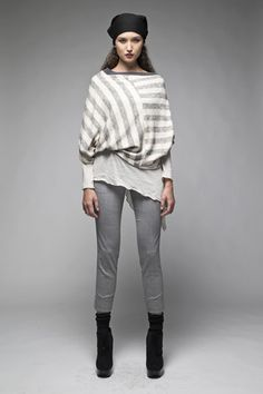 Taylor 'Follow the line' collection, Winter 2013 www.taylorboutique.co.nz Taylor Boutique - Distort Shrug
