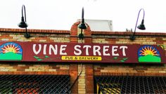 Vine Street Pub & Brewery feels like a true Colorado restaurant. Not only does the restaurant brew their own delicious beer, but also it has a super relaxed environment. Don't miss out on their build-your-own grilled cheese! Important to note this is a cash only establishment.