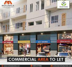 Establish your business in a reliable setting.  Project : Dream Homes Plot 2C,Lane 3,Bukhari Commercial Phase-VI, DHA Karachi. Mobile: +92-3002214930 http://motiwalaestate.com/dream-homes/  #Motiwalaestate #RealEstate #HomesForSale #DreamHomes