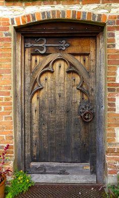 Portas...#peloMundoafora * Selborne, Hampshire, Inglaterra *