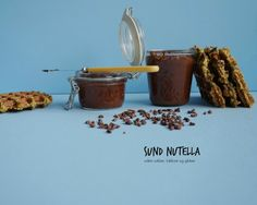 Vanløse blues.....: Lørdags Luxus: Sund nutella