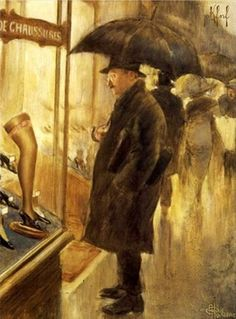Albert Guillaume (French, 1873-1942)