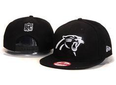aa729d124f5 Discount Carolina Panthers Black Snapback Hat Wholesale