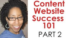 Content Website Success - Part 2 (SEO, Link Building and More) - Lisa Irby Internet Marketing, Online Marketing, Social Media Marketing, Marketing Videos, Online Advertising, Marketing Program, Affiliate Marketing, How To Start A Blog, How To Make Money