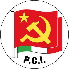 Renato Guttuso: Simbolo del Partito Comunista Italiano da lui disegnato su incarico del partito.