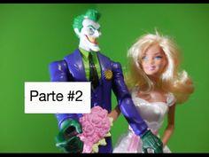 #2  Barbie Fairy Noiva Bride Boneca Sequestro Coringa Joker Ken Minie #brinquedo…