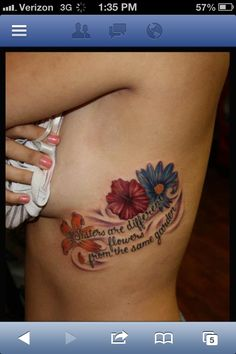We have been looking for a tattoo and I think this would be perfect but smaller maybe on our foot or ankle... idk yet