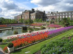 Kensington Palace and Gardens, London