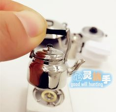 Find More Dolls Accessories Information about mini dollhouse water pot pocket old kettle model 1:12 dollhouse miniature accessories high simulation,High Quality kettle enamel,China miniature auto Suppliers, Cheap miniature desk from easy life 123 on Aliexpress.com