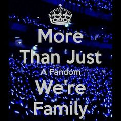 KPOP FAMILY ❤️ no matter what fandoms we are part of :,)