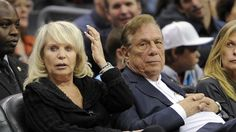 "On Sunday, two days after an audio recording of Los Angeles Clippers owner Donald Sterling making racist comments was released online, his wife, Rochelle Sterling, told ESPN she didn't condone the statements.  ""I'm not a racist,"" she said. ""Never have been, never will be.""  On Tuesday, The Los Angeles Times reported on court documents that undercut that assertion."
