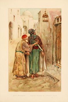 The Arabian nights  Walter Paget