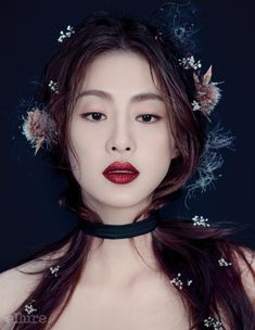 Kang Sora for Allure - OMONA THEY DIDN'T! Endless charms, endless possibilities ♥