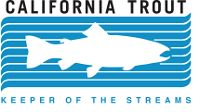 At California Trout, our goal is to restore vibrance and abundance to California's freshwater ecosystems, and to keep them that way for years to come. Water People, Mount Shasta, Riverside Park, Fish Logo, California Republic, Rainbow Trout, Fly Fishing, Salmon, Restoration