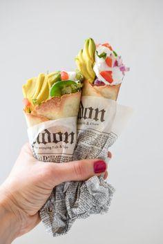 On-The-Go Breakfast Burrito Cones 3