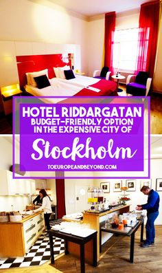 It is possible to stay in central Stockholm and not remortgage your house to pay for a decent hotel room - at Hotel Riddargatan http://toeuropeandbeyond.com/where-to-stay-stockholm-hotel-riddargatan-review/ #Stockholm #travel