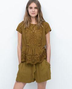 Shirts - Women | ZARA United States