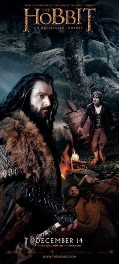 New Hobbit poster