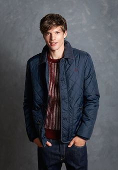 Mens Styling | Get the Look | Jack Wills