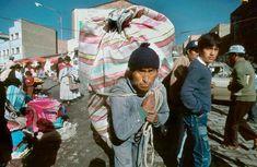 Developing World Colour · Peter Bennett Bolivia, Fair Grounds, America, Colour, World, Travel, Painting, Art, La Paz