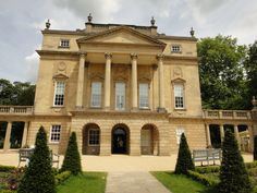 The Holburne Museum - opposite Sydney Place, the Austens' first address in Bath. To find out more about the Austens and Bath, follow the Literary Detectives at @Literary Detectives