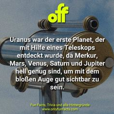 22 unglaubliche Fakten über den Uranus Science Facts, Fun Facts, Venus, Space Facts, Trivia, Planets In Solar System, Space Probe, Making Predictions