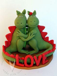 Tier-Brautpaare