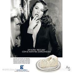 #AlenaSeredova Alena Seredova: La mia prima pubblicità in Italia…  My first commercial in Italy…  #TBT
