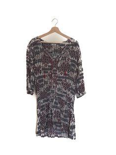 Mini Dress Pull&Bear, Boho, summer winter short  Vestido corto, verano invierno