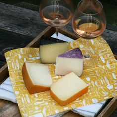 cheese + wine