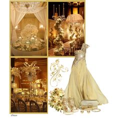 """""""Golden Moments"""" by diane-shelton on Polyvore"""