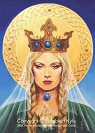 Receive a free oracle card reading with Doreen Virtue's Goddess Guidance Oracle Cards. Doreen Virtue, Irish Mythology, Celtic Goddess, Goddess Art, Oracle Reading, Oracle Tarot, Oracle Deck, Sacred Feminine, Divine Feminine