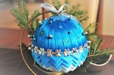 Vánoční ozdoba * patchwork