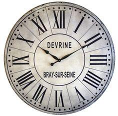 Sisters Warehouse: Orologi... orologi e ancora orologi... Clocks!!!