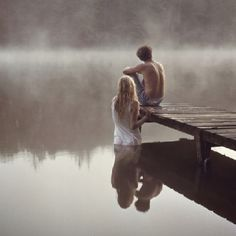#fog #reflections #ponds #couples