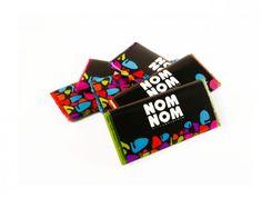 Nom Nom Chocolate Package Design 3