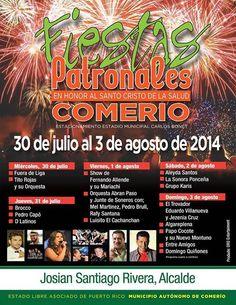 Fiestas Patronales de Comerío 2014 #sondeaquipr #fiestaspatronalescomerio #comerio #fiestaspatronalespr #festivalespr