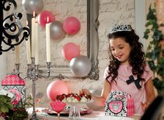 cute and versitile for a girls birthday