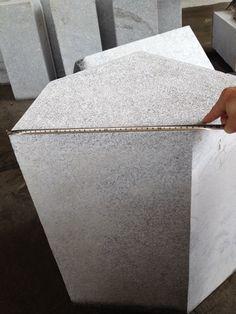 G603 Granite Bushhammered Irregular Products Outlet
