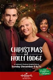 "Its a Wonderful Movie - Your Guide to Family and Christmas Movies on TV: Christmas at Holly Lodge - a Hallmark Channel Original ""Countdown to Christmas"" Movie starring Alison Sweeney & Jordan Bridges! Hallmark Channel, Películas Hallmark, Films Hallmark, Hallmark Holiday Movies, Family Christmas Movies, Hallmark Holidays, Christmas Shows, Family Movies, Christmas Christmas"